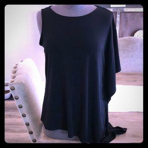 Asymmetrical top!